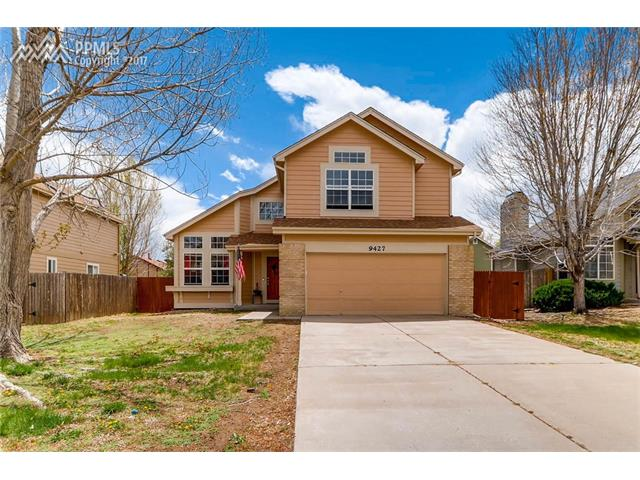 9427  Daystar Terrace Colorado Springs, CO 80925