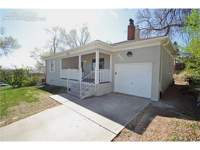 105 W Brookside Street Colorado Springs, CO 80905