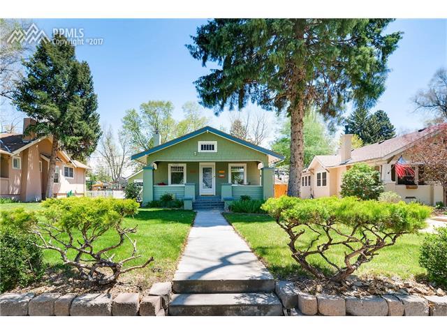 1813 N Franklin Street Colorado Springs, CO 80907