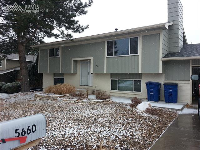 5660  Tomah Drive Colorado Springs, CO 80918