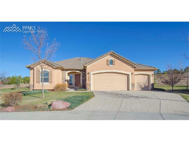 2828  Crooked Vine Court Colorado Springs, CO 80921