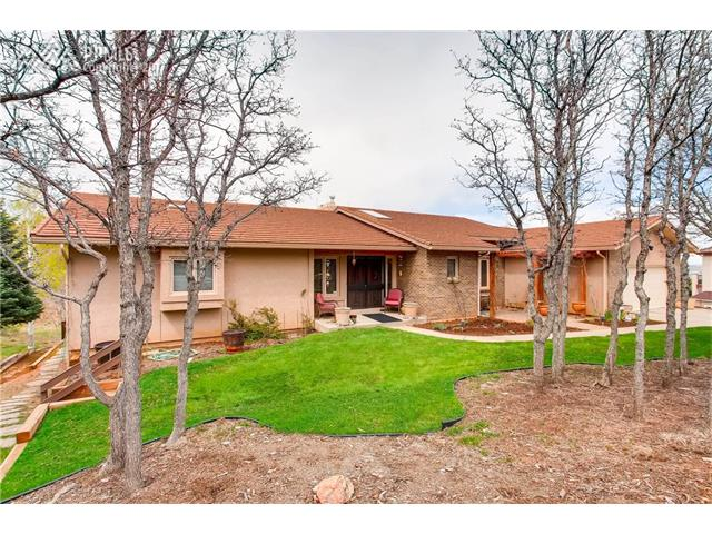 3184 S Electra Drive Colorado Springs, CO 80906