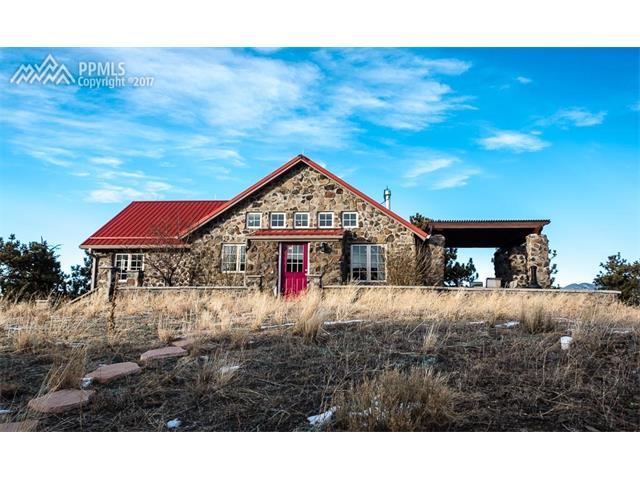 5798  County 116 Road Lake George, CO 80827
