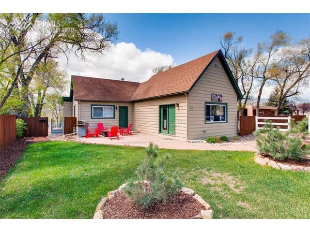 909 W Cucharras Street Colorado Springs, CO 80905