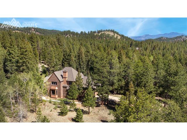 945  Lucky Lady Drive Woodland Park, CO 80863