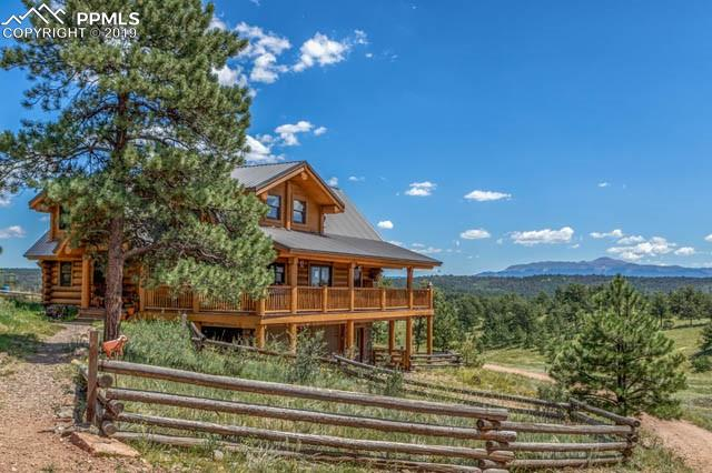 2333  County 403 Road Florissant, CO 80816