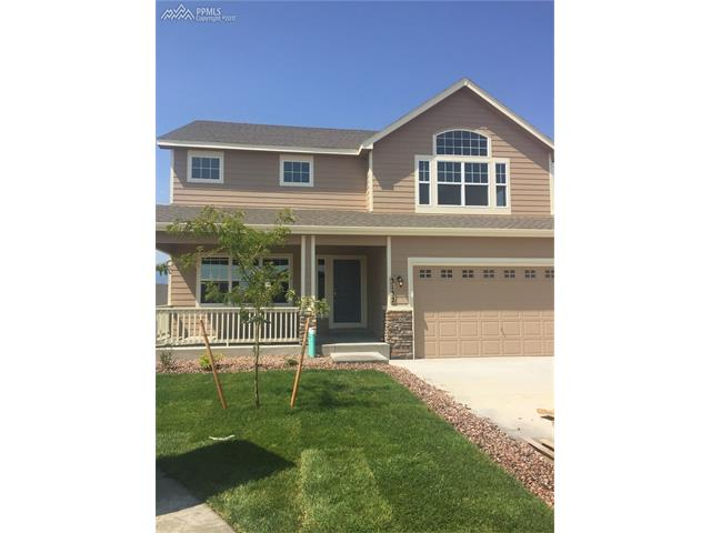3132  Bursa Drive Colorado Springs, CO 80916