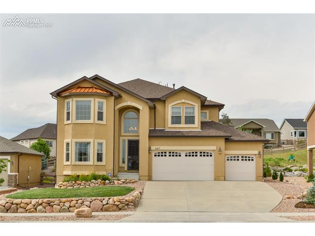 247  Coyote Willow Drive Colorado Springs, CO 80921