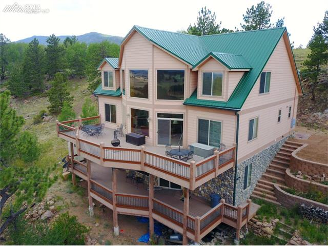 758  Castle Mountain Drive Florissant, CO 80816