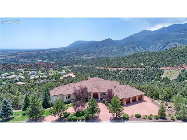 2970  Cedar Heights Drive Colorado Springs, CO 80904