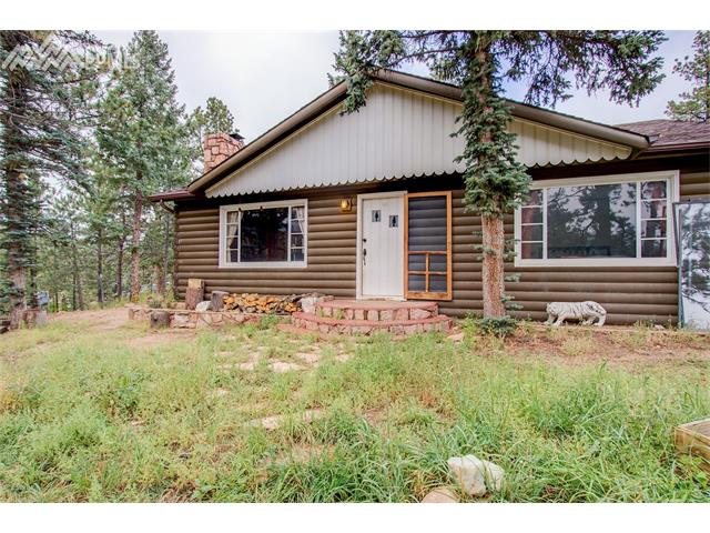10602 W Highway 24 Green Mountain Falls, CO 80819