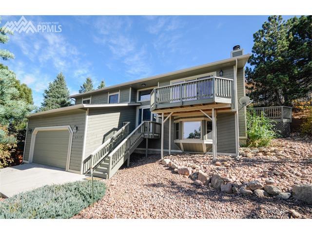 6319  Dewsbury Drive Colorado Springs, CO 80918