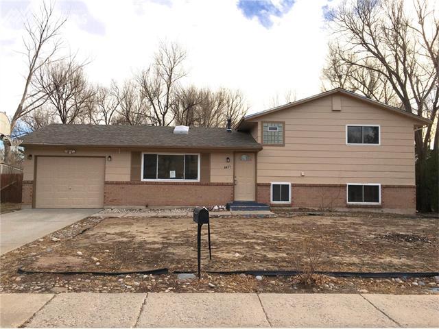4435 S Anjelina Circle Colorado Springs, CO 80916