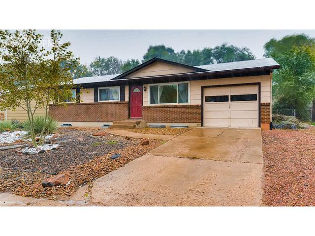 1514  Sanderson Avenue Colorado Springs, CO 80915
