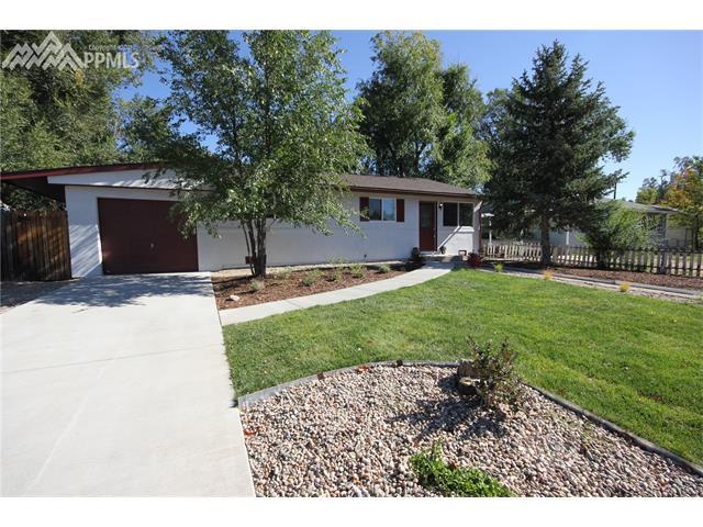 2233  Cortez Drive Colorado Springs, CO 80911