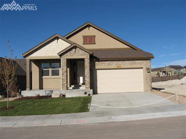 4424  Portillo Place Colorado Springs, CO 80924