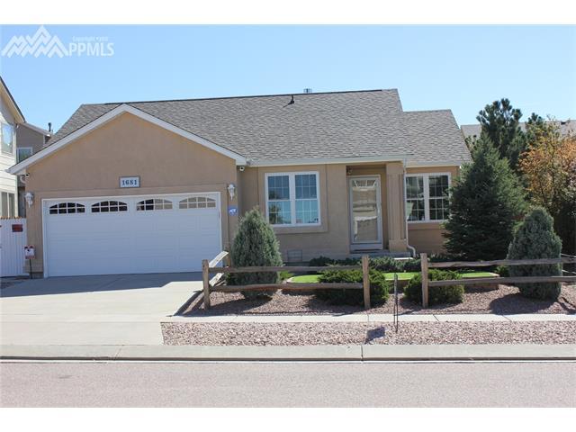 1681  Meadowbrook Parkway Colorado Springs, CO 80951