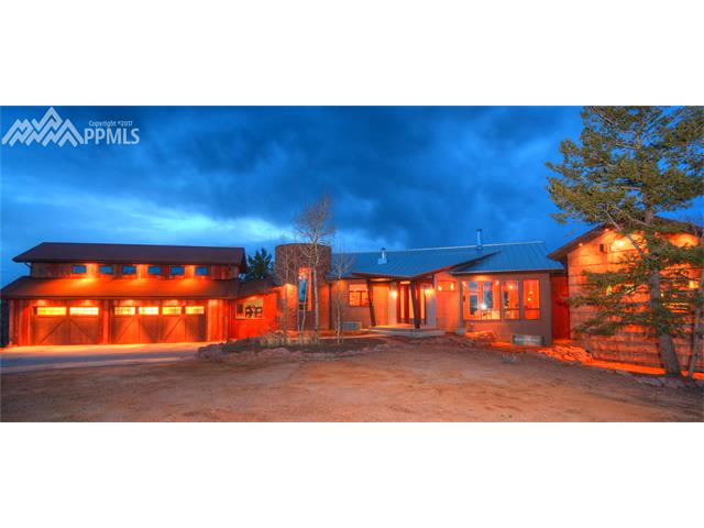 253  Climax Drive Cripple Creek, CO 80813