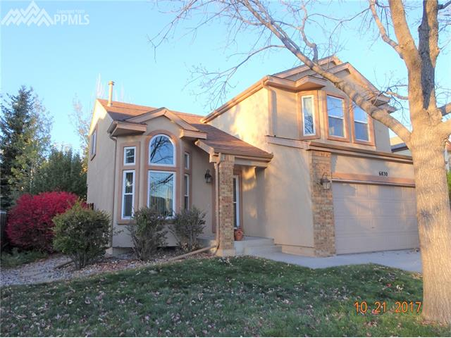 6830  Ashley Drive Colorado Springs, CO 80922