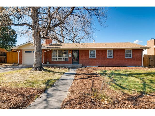 2034  Eagle View Drive Colorado Springs, CO 80909