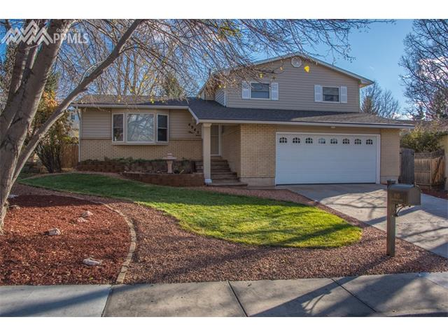 4945  Chickweed Drive Colorado Springs, CO 80917