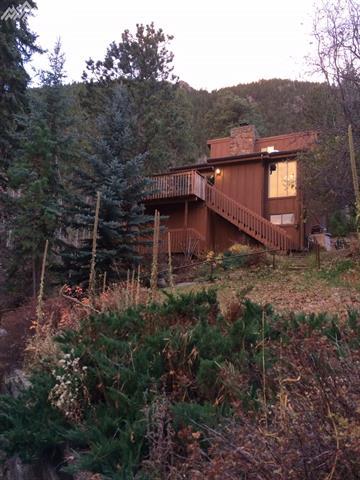 13020  Iona Trail Green Mountain Falls, CO 80819