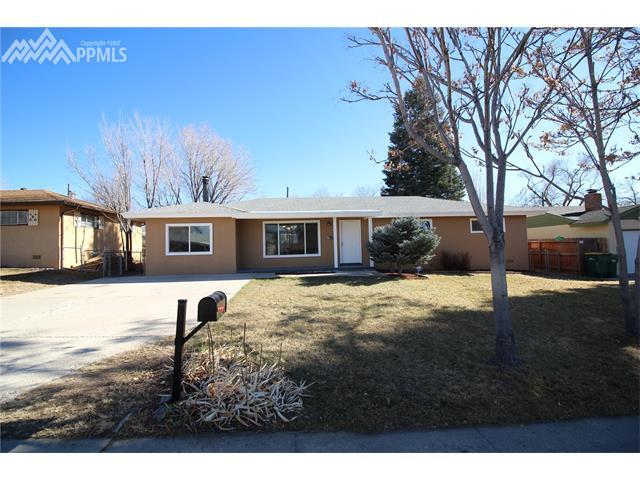 517  Ponderosa Drive Colorado Springs, CO 80911