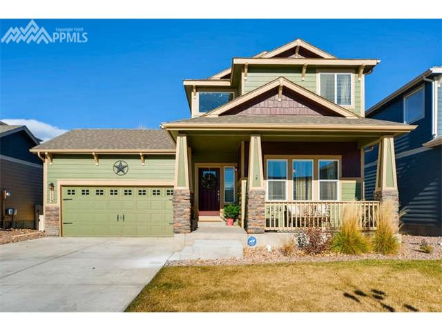 1113  Antrim Loop Colorado Springs, CO 80910