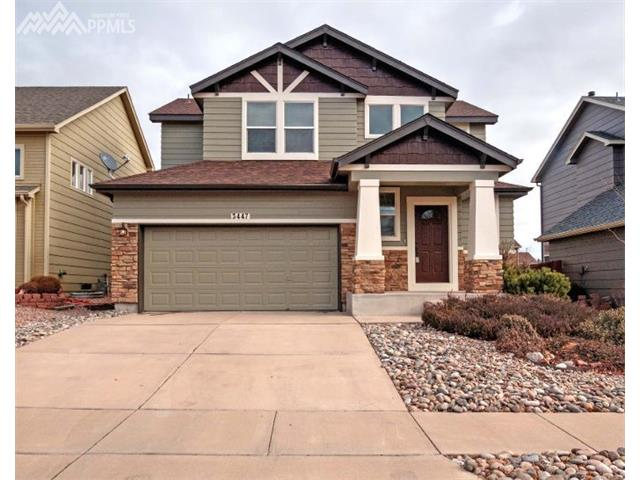 3447  Astana Drive Colorado Springs, CO 80916