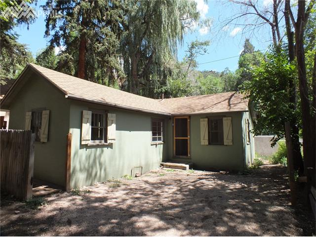 8  Narrows Road Manitou Springs, CO 80829