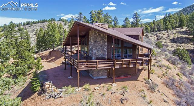 270 Spruce Road Woodland Park, CO 80863