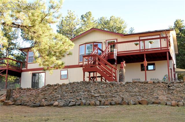 293 Comanche Road Florissant, CO 80816