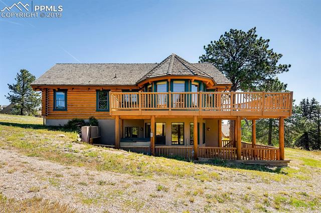 112 Allison Place Divide, CO 80814