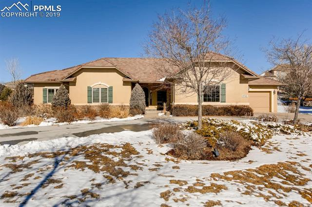 9741 Pinnacle Knoll Court Colorado Springs, CO 80920