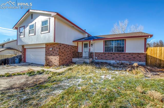 2740 Alteza Lane Colorado Springs, CO 80917