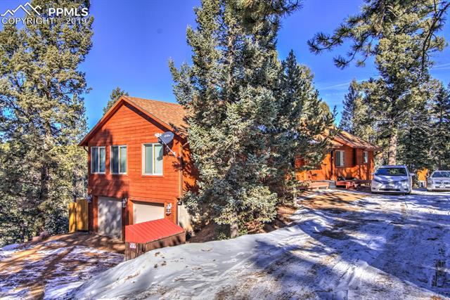 996 Cottonwood Lake Drive Divide, CO 80814