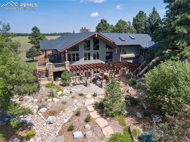 8751 E Palmer Divide Avenue Larkspur, CO 80118