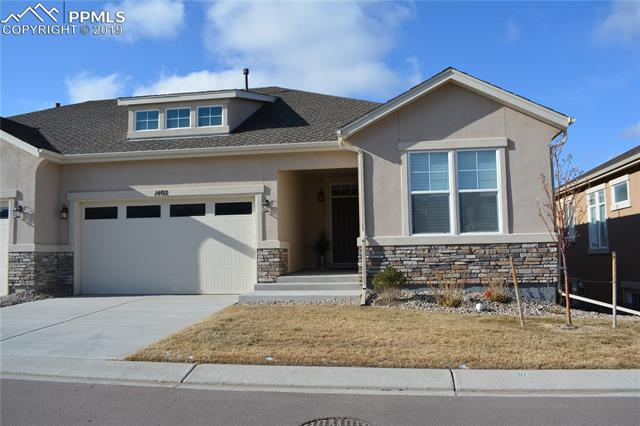 1402 Promontory Bluff View Colorado Springs, CO 80921