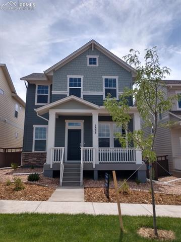 1335 Solitaire Street Colorado Springs, CO 80905