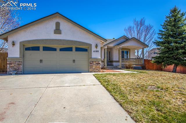4190 Coolwater Drive Colorado Springs, CO 80916