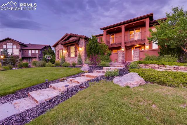 9811 Highland Glen Place Colorado Springs, CO 80920