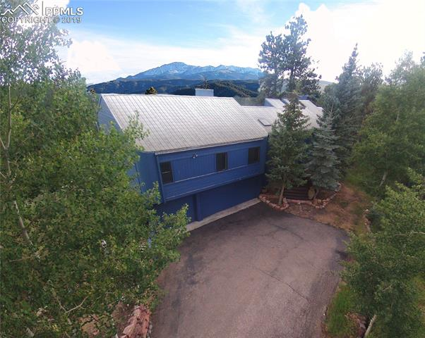 1150 Kings Crown Road Woodland Park, CO 80863
