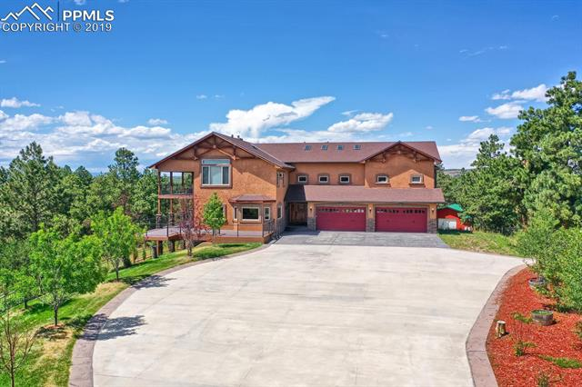 11530 Columbine Hills Road Colorado Springs, CO 80908