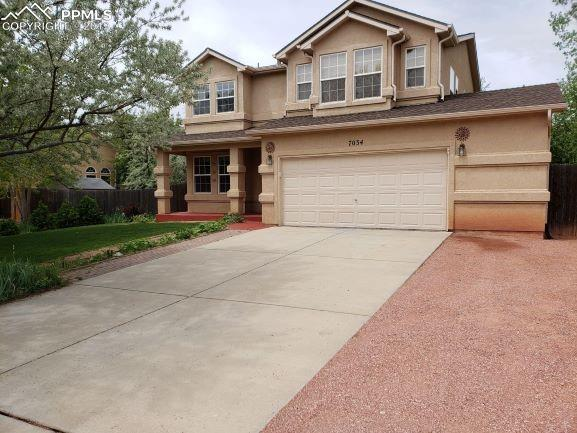 7034 Appletree Loop Colorado Springs, CO 80925
