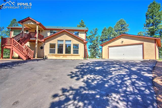257 Candle Lake Drive Divide, CO 80814