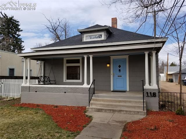 116 E Fontanero Street Colorado Springs, CO 80907