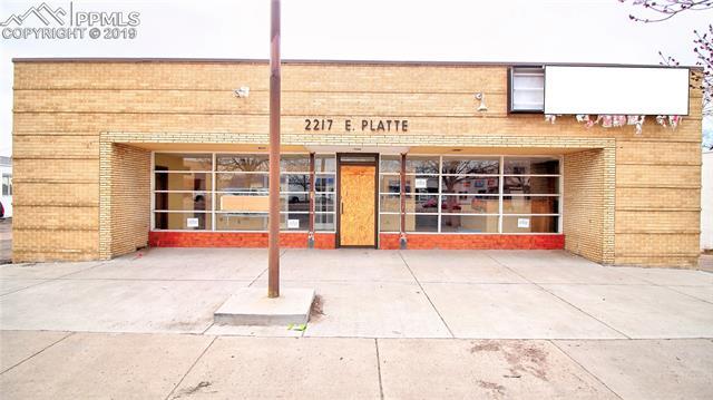 2217 E Platte Avenue Colorado Springs, CO 80909