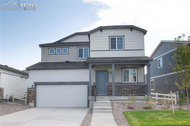 12743 Red Rosa Circle Parker, CO 80134