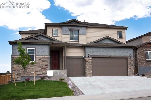 3184 Barbwire Way Castle Rock, CO 80108
