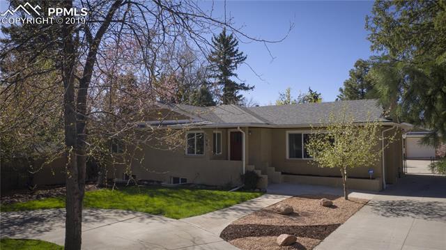 109 Pine Avenue Colorado Springs, CO 80906